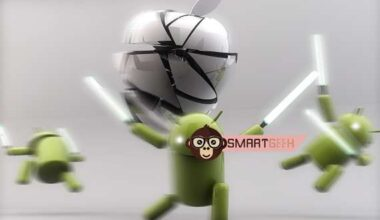 Android beats Ios