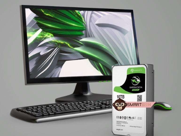Meet The World's Biggest Consumer Hard Drive : The Seagate BarraCuda Pro