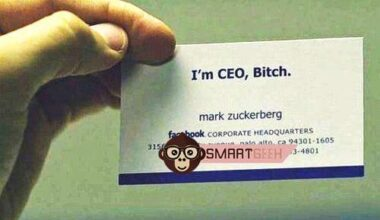 Facebook 15 Famous Individuals And Their Amazing Business Card