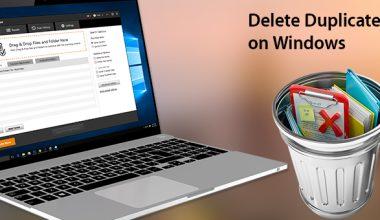 Delete-Duplicate Files-on-Windows