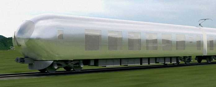 """""""Invisible Train"""" Been Designed By Japan Scientists, To Be Unveiled By 2018"""