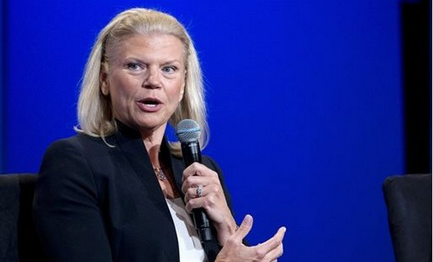 Virgina Rometty ,President and CEO of IBM