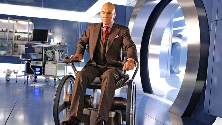 download 2 WOLVERINE 3 Might Be Professor X's Final X-MEN Film