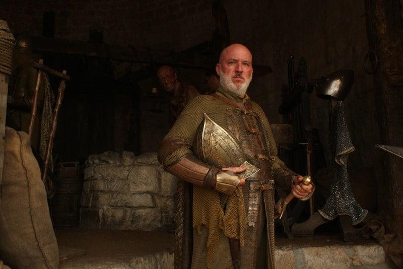 "Janos Slynt Game of Thrones "" season 2"
