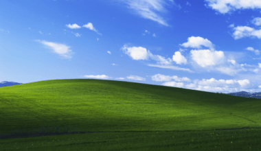 microsoft bliss hed 2014 The True Story Behind The Legendary Microsoft Wallpaper