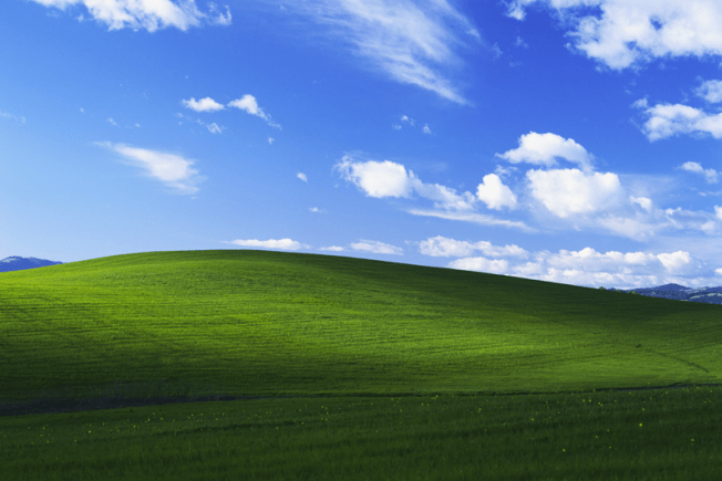 The True Story Behind The Legendary Microsoft Wallpaper