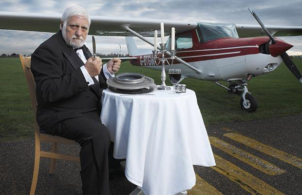 Did You Know? Michel Lotito Once Ate An Entire Airplane And 18 Bicycles