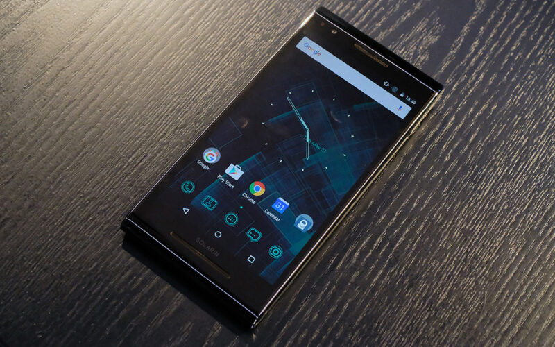 Sirin Labs Solarin 16 000 Android phone 1 Things To Know About Solarin -The World's Most Secure Smartphone