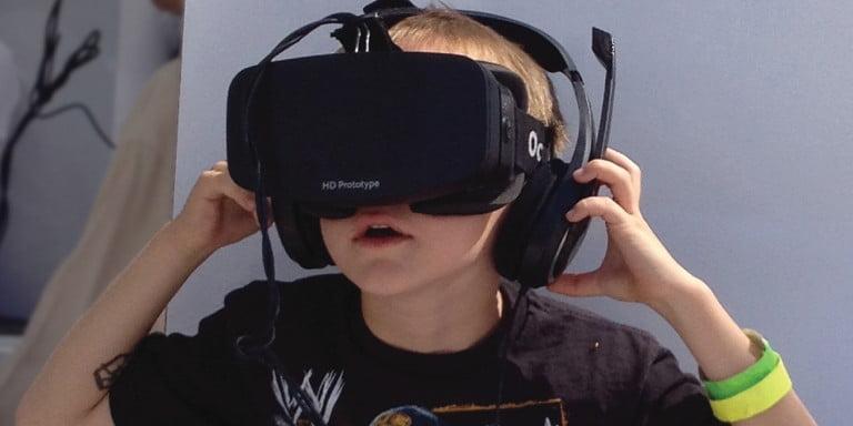 VR occulus Inteernet