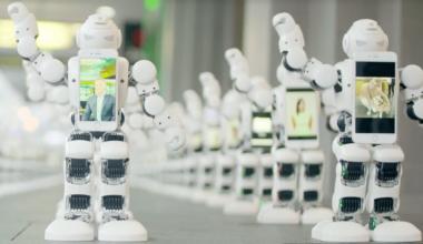 iPhone 7 robots