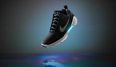 Self Lacing Sneakers