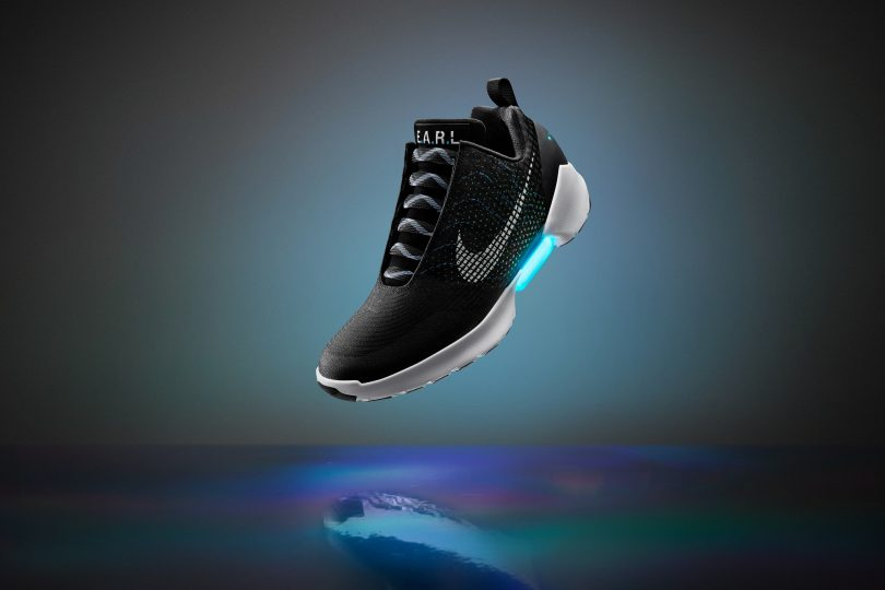 Self Lacing Sneakers