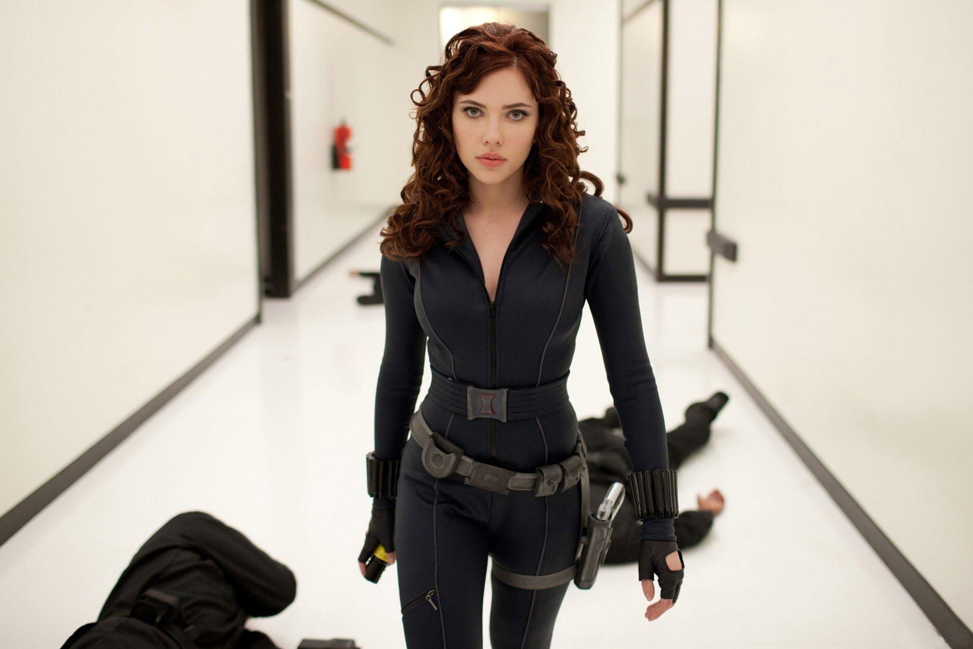 Black Widow superheroes