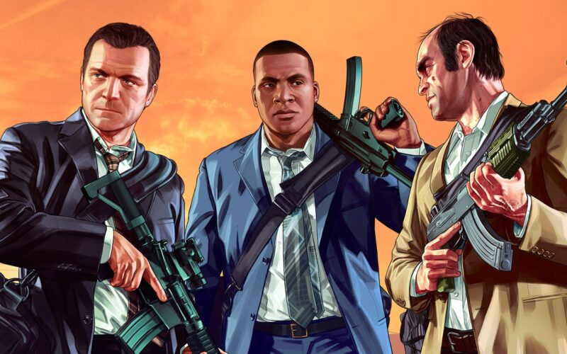 GTA 5 , The Top 6 Most Expensive Video Games Ever Developed