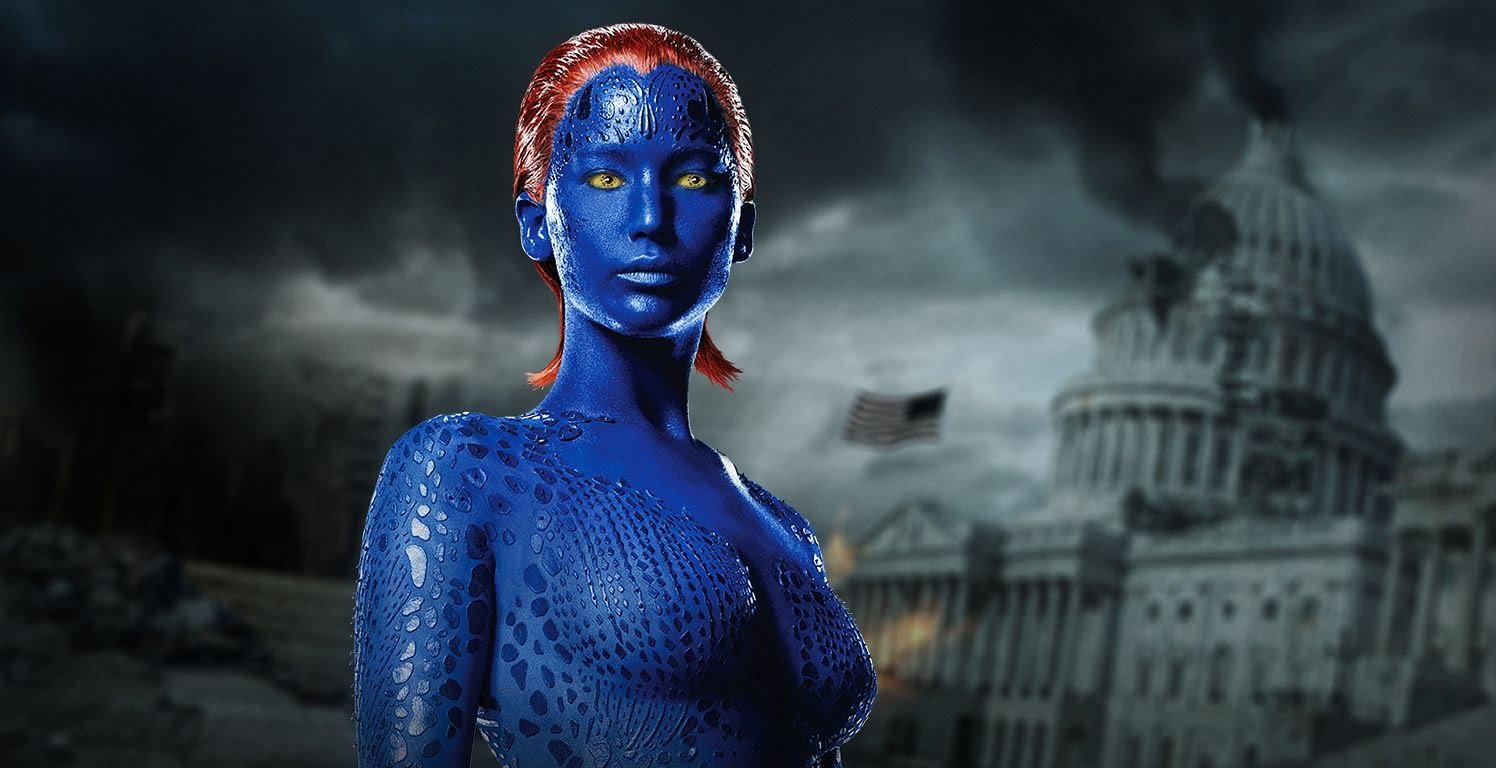 Rebecca Romijn as Mystique