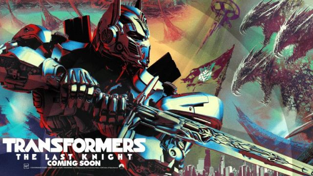 Movie To Anticipate : Transformers: The Last Knight