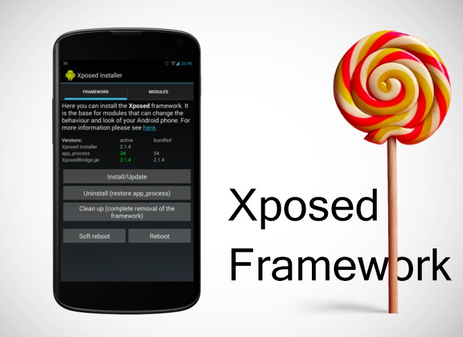 Tech Tip : Install Xposed Framework In Android