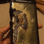 11111 Report: Samsung Halts Production Of Galaxy Note 7