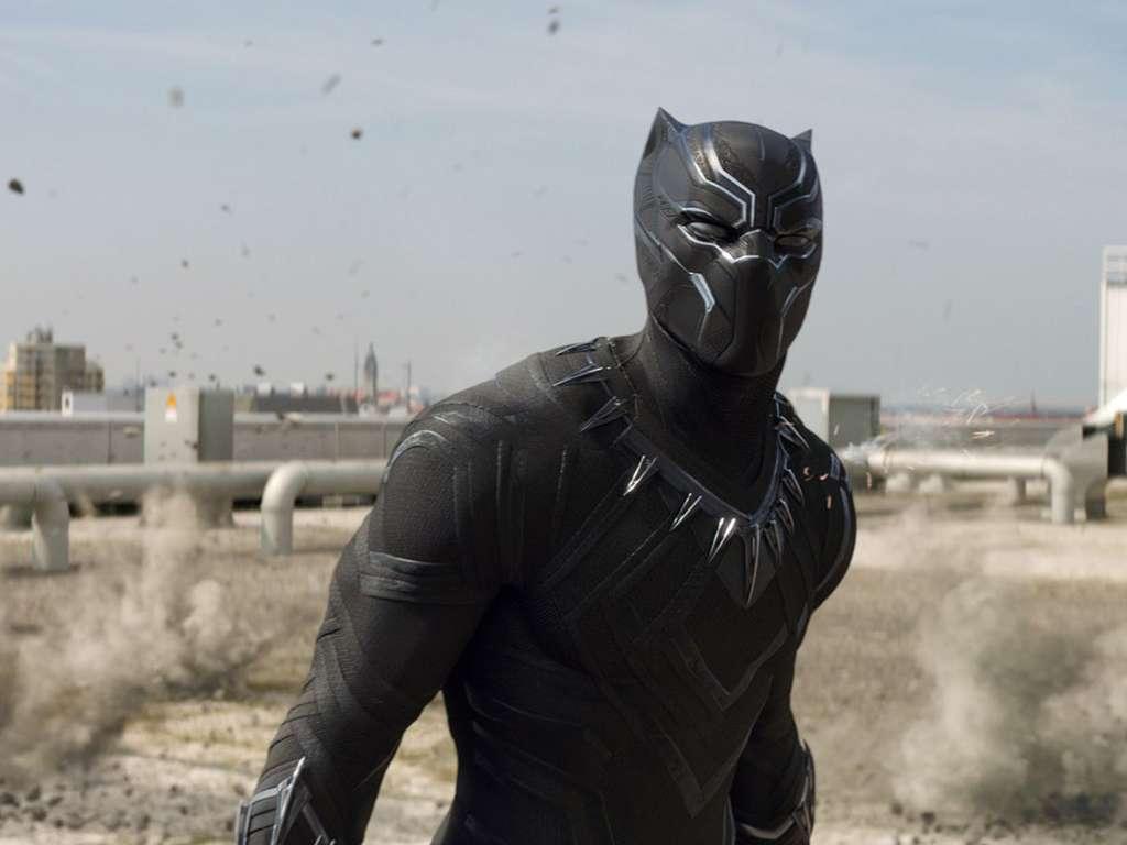 Black Panther-2018