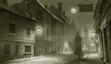 Jack the Ripper aka Whitechapel Murder
