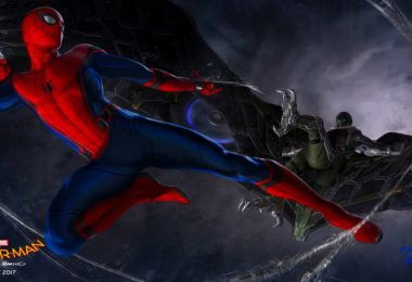 SPIDER-MAN: HOMECOMING Rounds-up Movie Production