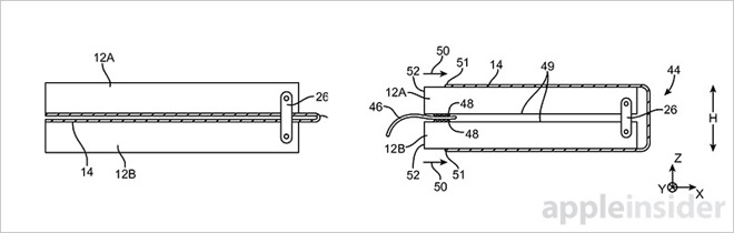 """U.S. Patent No. 9,504,170 for a """"foldable device""""."""