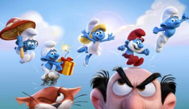 44 First Full Smurfs: The Lost Village Trailer Smurfs It Up
