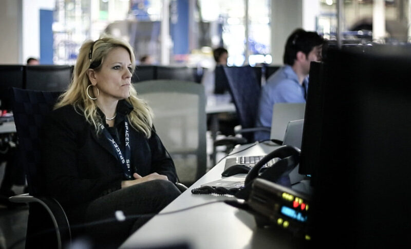 Gwynne Mission Control 2 879x485 The 10 Most Inspirational Female Engineers In The World
