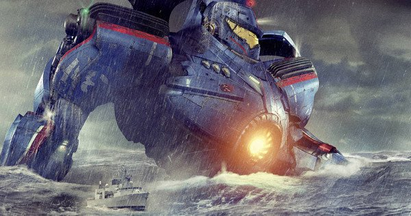 PACIFIC RIM 2 Gets Official Title as Production Begins.