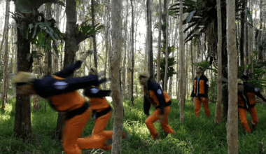 Naruto Naruto and Sasuke Fight Gets Best Live-Action Play Ever