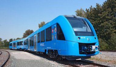zero-emission train