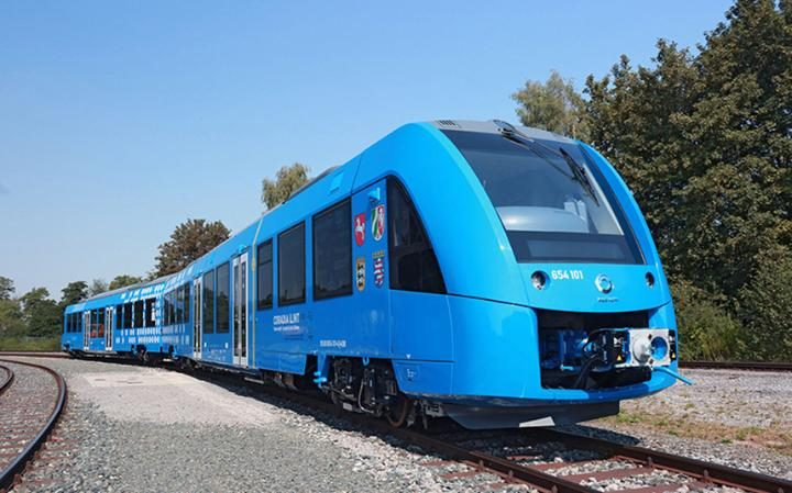 World's First Zero-Emission Train To Begin Operations in 2017