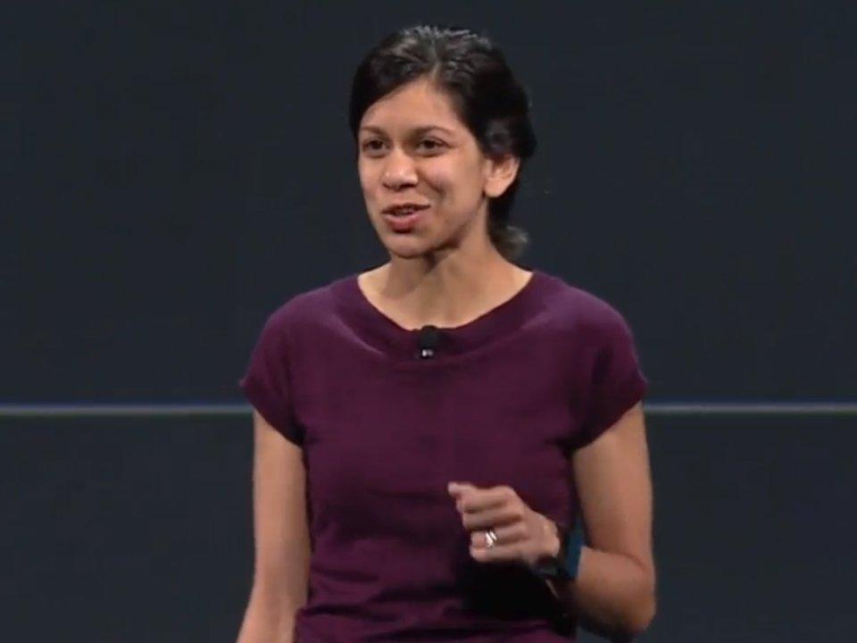 Avni Shah Female engineer