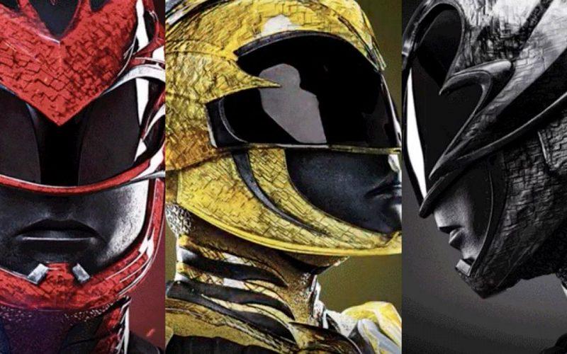 Power Rangers Suit