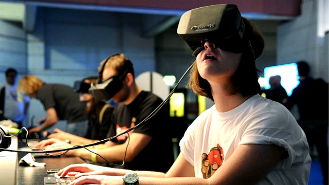 AR & VR IN 2016