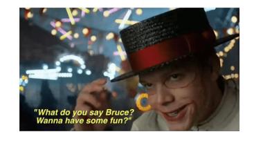 Batman Meets Joker in New Gotham Preview For Winter Finale