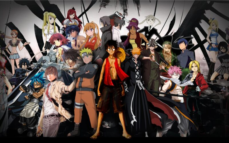 index Top 5 Anime, Every Nigerian Anime-Fan Needs to Watch