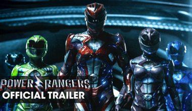 Power rangers trailer new full 2017