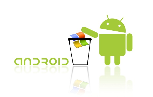 Android Surpass Windows as World's most used Operating system