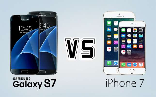 Samsung Galaxy S7 vs Iphone 7: Which is better?