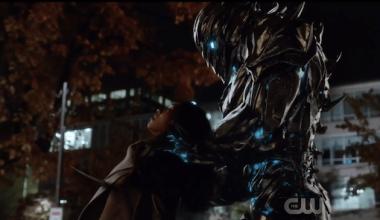savitar kills iris west on the flash 216052 Flash: Who is Savitar, Ronnie Raymond or Future Barry?