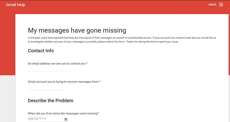 Recover Permanently Deleted Gmail Emailsq Tech Tip: Steps to Recover Permanently Deleted Gmail Emails.