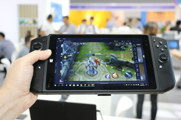 Nintendo Gaming Tablet That Runs Windows 10