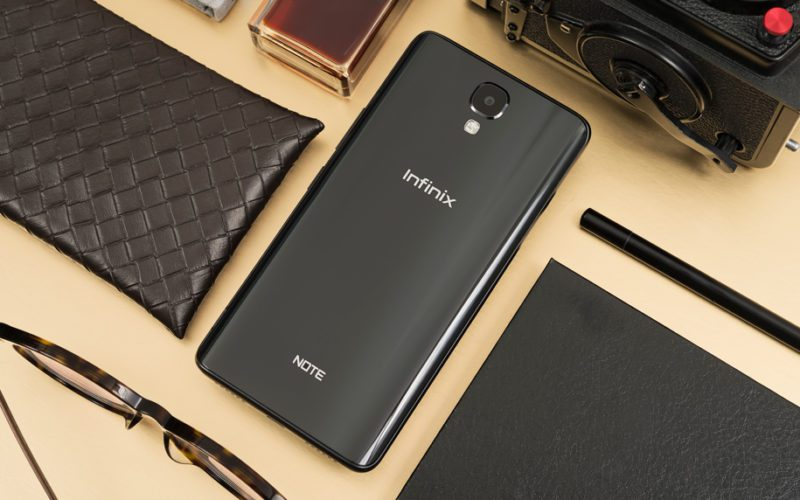 Smartphone Deal: 3GB RAM Infinix Note 4 X572 for ₦52,420!