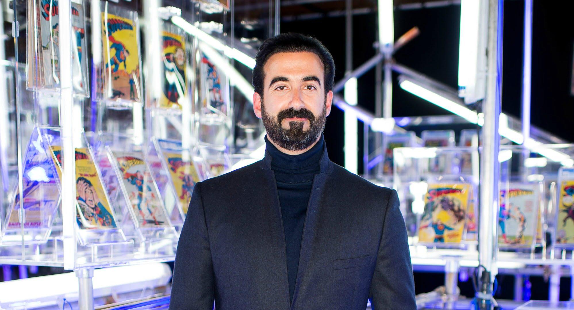 104328286 Ayman Hariri Vero Head Shot. crop App Spotlight: Meet Vero, Social Networking App called the 'new Instagram'.