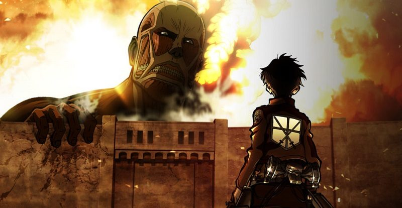 Attack of titan season 3
