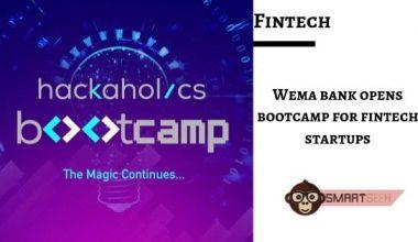 Wema Bank Bootcamp