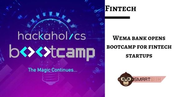 Wema Bank Bootcamp