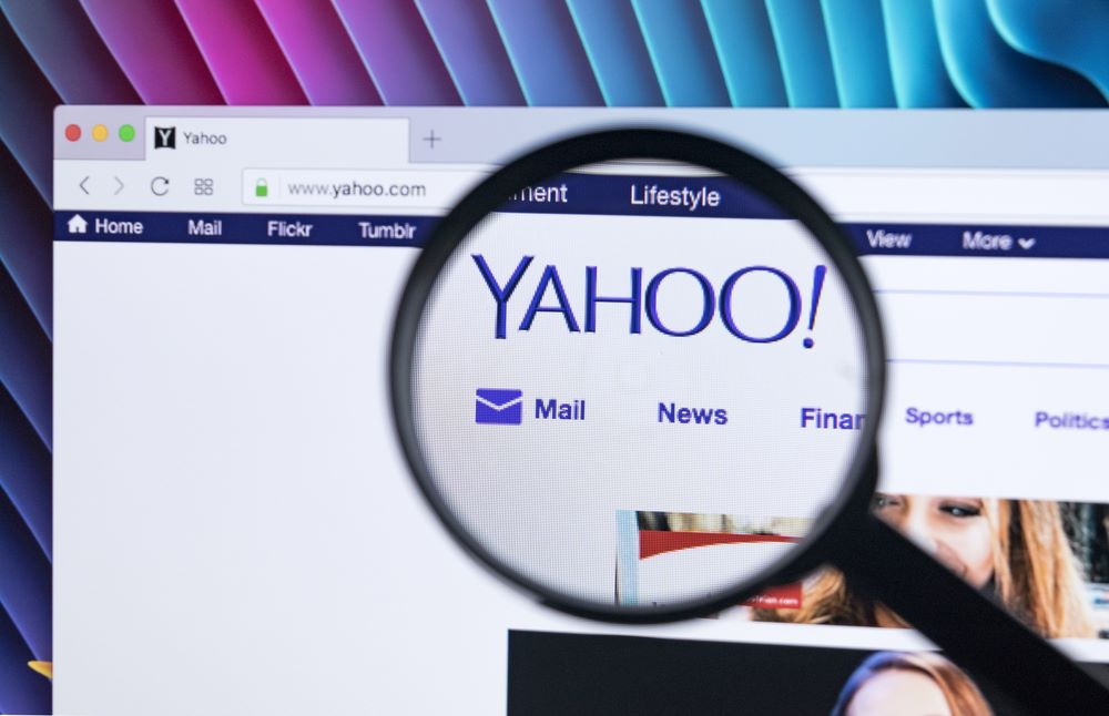 yahoo, 4th most visited website in Nigeria