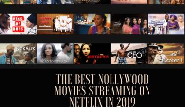 Nollywood movies on Netflix October 2019